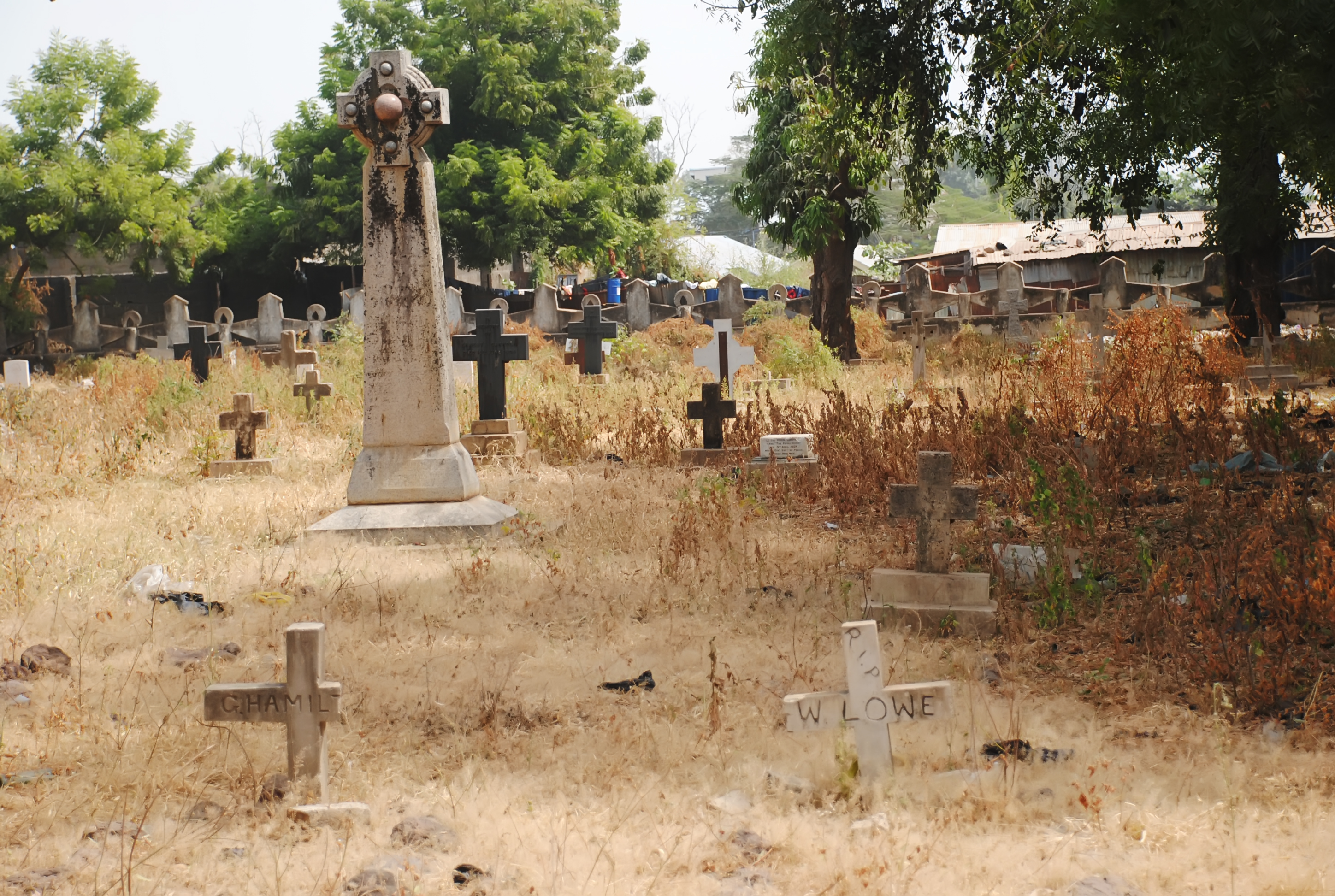 Image result for Nigerian Cemetery