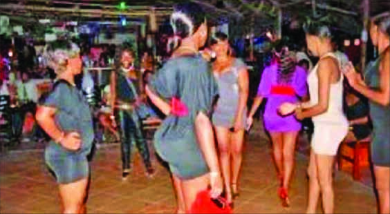 Brothels in benin city