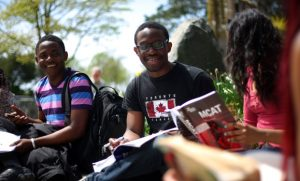 Image result for nigerian students in canada