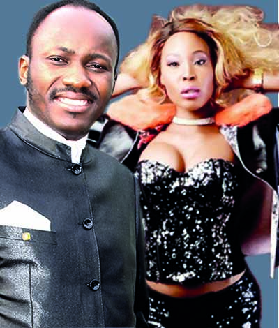 Image result for apostle johnson suleman sexual assault