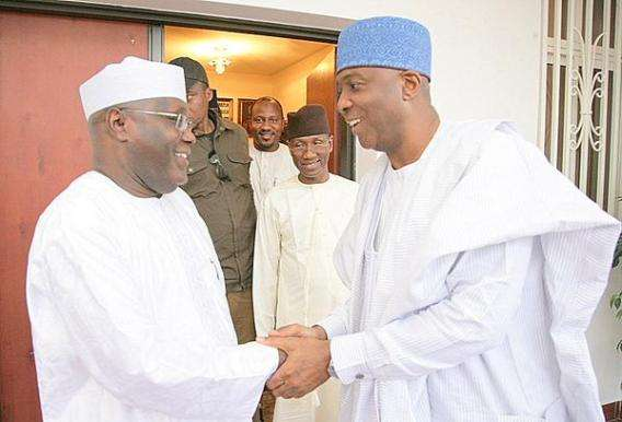 Image result for 019: APC Atiku, Saraki, Wike,