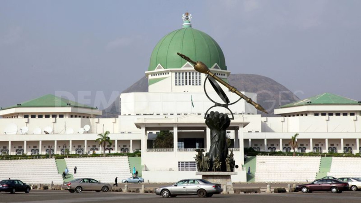 Image result for nigerian national assembly
