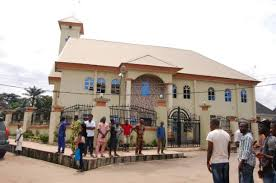 Image result for Court frees two remaining suspects in St Philips Catholic Church Ozubulu killings