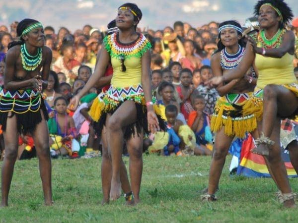 reed dance holds in swaziland august 29 the sun nigeria