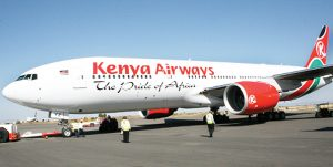Kenya Airways sack 24 Nigerians