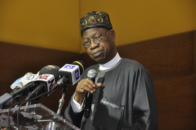 Nigerians are united - Lai Mohammed – The Sun Nigeria