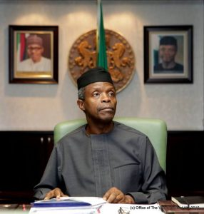 COMMUNITIES Osinbajo