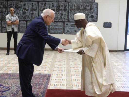 nigeria and america relationship with israel
