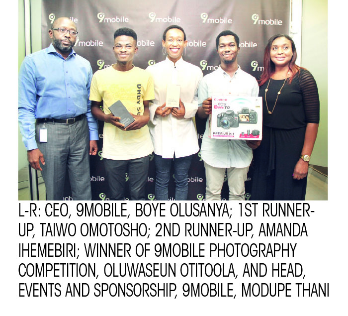 9mobile photography competition picks winners – The Sun Nigeria