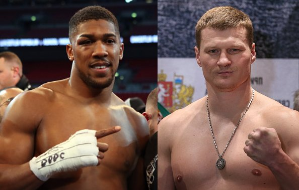 Joshua gears up for Povetkin clash