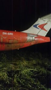 JUST IN: Dana aircraft overshoots Port Harcourt airport runway