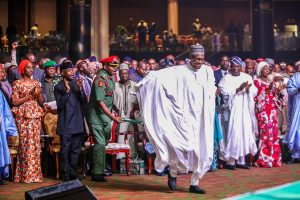 Buhari gives EASTER message