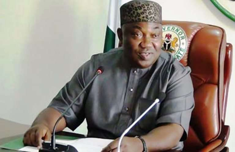 Ugwuanyi and triumphs in adversity