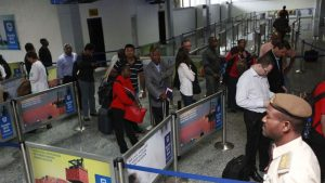 nigeria travellers airport security easter