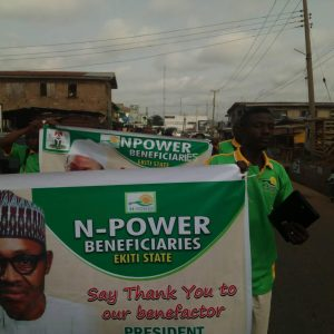 N-Power: Drama as pro-Buhari, Fayose rallies shut down Ado-Ekiti