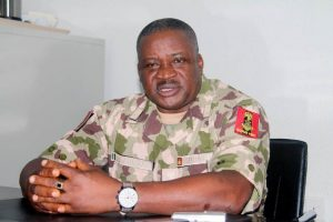 Maj Gen David Ahmadu military SUMMIT