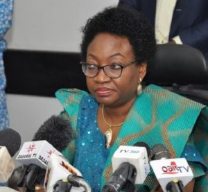 Winifred Oyo-Ita head of civil service PERMANENT SECRETARIES rift with public officials