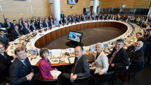 World Bank Spring Meetings 2018 EIB financing Nigeria