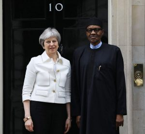 LONDON Buhari