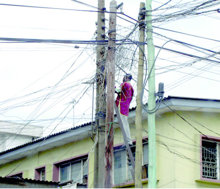 4 people in trouble for tampering with electricity transformer