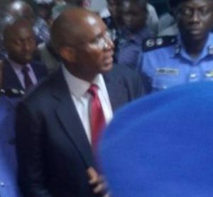 OMO AGEGE ARRESTED