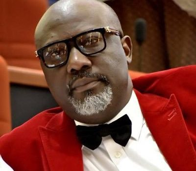 Dino Melaye arrested at AIRPORT