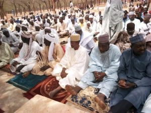 BAGUDU supporters pray divine intervention