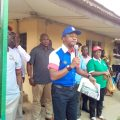 Dr Obinna Ogbonna addressing OAU hospital UNION