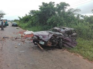 Road ACCIDENT Edo State