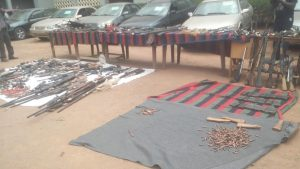 ARMS recovered in Plateau