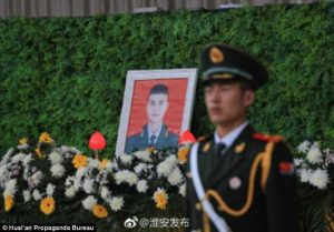 CHINA - NATIONAL HEROES - DEFAMATION LAW