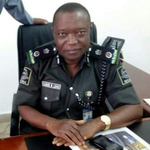 BAUCHI STATE POLICE COMMISSIONER - vote of CONFIDENCE on IGP