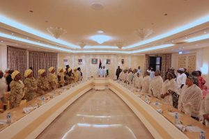GOVERNORS WIVES FORUM - PRESIDENT BUHARI