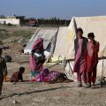 DISPLACED AFGHANISTAN CONFLICT