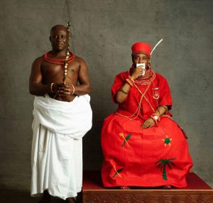 OBA OF BENIN - GUINNESS - ROYAL KINGDOM LAGER