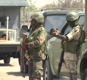 NIGERIAN ARMY TROOPS KILL BANDITS