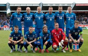 ICELAND WORLD CUP SQUAD