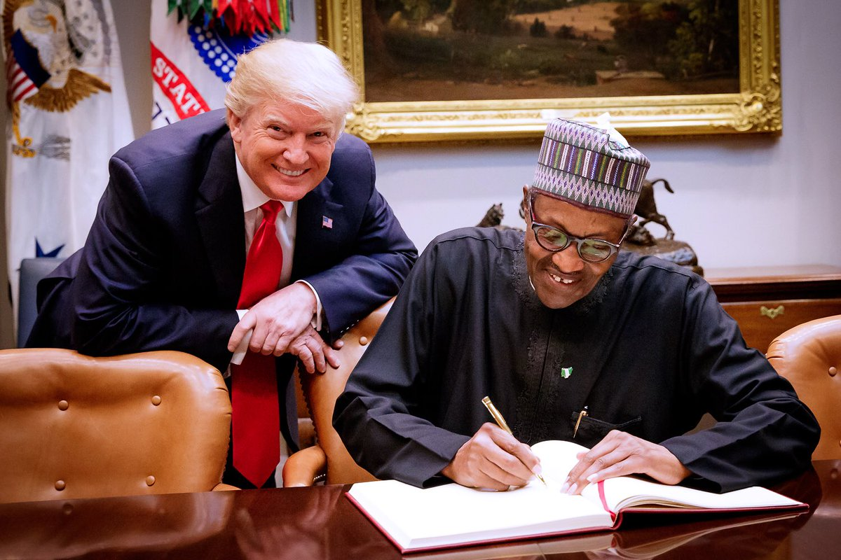 nigeria and us relationship