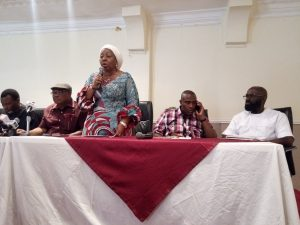 SENATOR ITA GIWA - CROSS RIVER APC CONGRESS