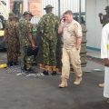 ARMS CONSIGNMENT - NIGERIAN ARMY - CZECH REPUBLIC