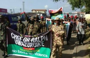 BIAFRA DAY - MASSOB ARRESTS