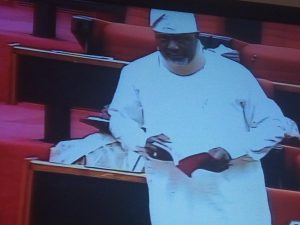 BREAKING!!!:  Dino Melaye Defects To PDP