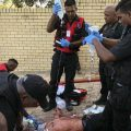 SOUTH AFRICA MOSQUE ATTACK