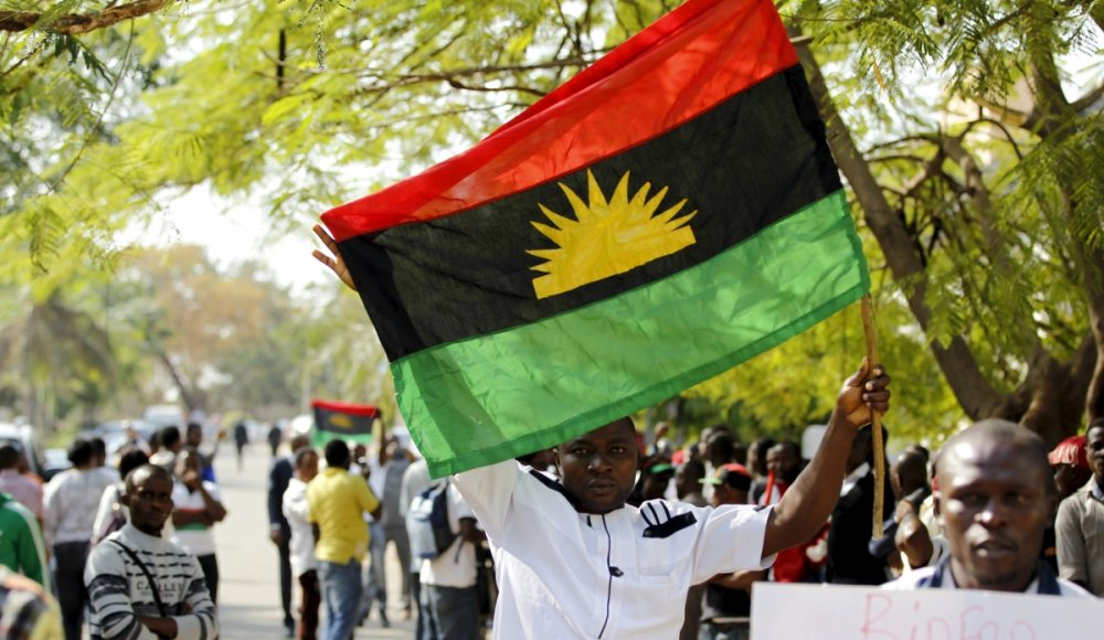 {filename}-Fg Seems To Have Taken 'fake' Ipob To Court Over Biafra Restoration