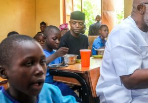 OSINBAJO LUNCH