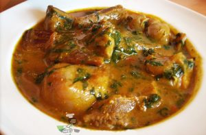 Ogbono soup - NIGERIAN DIETS