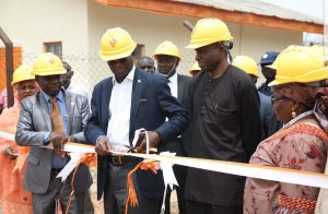 POWER MINISTER FASHOLA - METERING