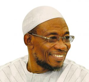 Rauf Aregbesola of