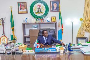 IDPs RELOCATE - GOVERNOR LALONG - PLATEAU STATE