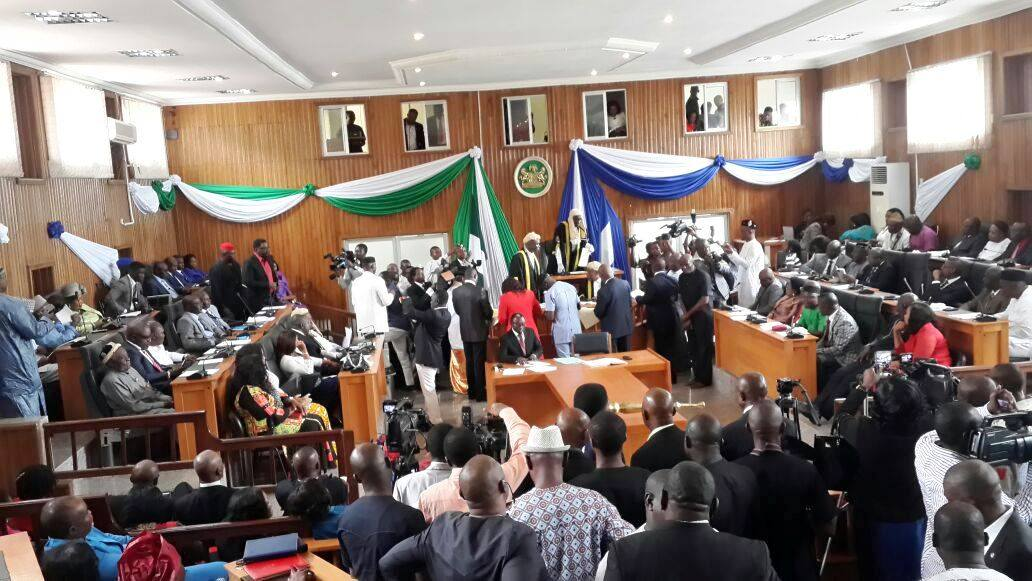 Cross River: Members kick as Assembly refuses to confirm new CJ